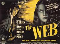 The Web - 22 x 28 Movie Poster - Half Sheet Style A