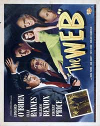 The Web - 22 x 28 Movie Poster - Style A