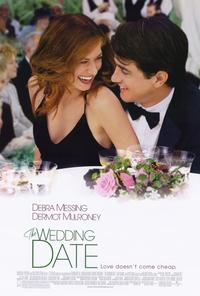 The Wedding Date - 27 x 40 Movie Poster - Style A