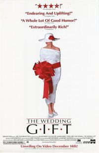 The Wedding Gift - 11 x 17 Movie Poster - Style A