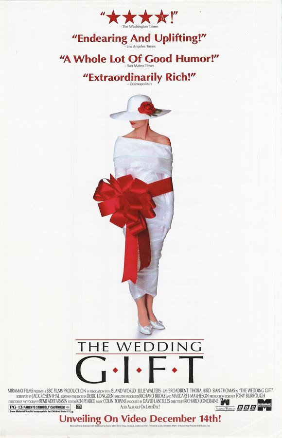 A Wedding Gift Movie : The Wedding Gift Movie Posters From Movie Poster Shop