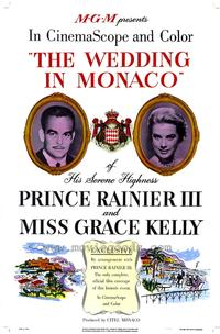 The Wedding in Monaco - 27 x 40 Movie Poster - Style A