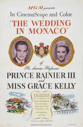 The Wedding in Monaco - 11 x 17 Movie Poster - Style B