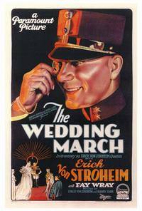 The Wedding March - 27 x 40 Movie Poster - Style A