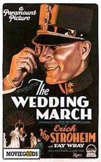 The Wedding March - 43 x 62 Movie Poster - Bus Shelter Style A
