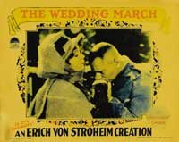 The Wedding March - 22 x 28 Movie Poster - Half Sheet Style A