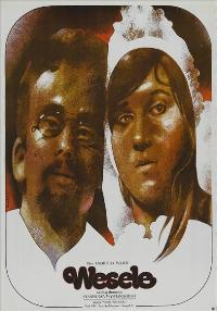 The Wedding - 11 x 17 Movie Poster - Polish Style A