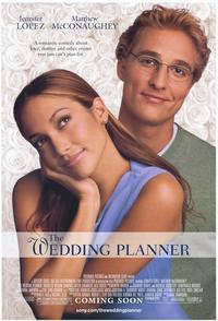 The Wedding Planner - 11 x 17 Movie Poster - Style A