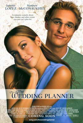 The Wedding Planner - 27 x 40 Movie Poster - Style A