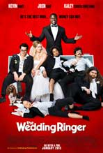 """The Wedding Ringer"" Movie Poster"