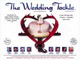 The Wedding Tackle - 11 x 17 Poster - Foreign - Style A