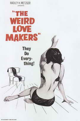 The Weird Love Makers - 27 x 40 Movie Poster - Style A