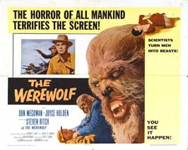 The Werewolf - 11 x 14 Movie Poster - Style A