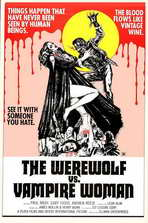 The Werewolf Versus Vampire Women