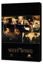 The West Wing - 11 x 17 TV Poster - Style B - Museum Wrapped Canvas