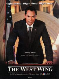 The West Wing - 11 x 17 TV Poster - Style A