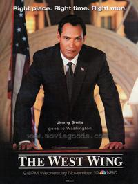 The West Wing - 43 x 62 Movie Poster - Bus Shelter Style A