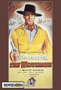 The Westerner - 27 x 40 Movie Poster - Style A