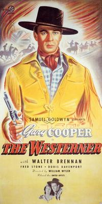 The Westerner - 11 x 17 Movie Poster - Style A