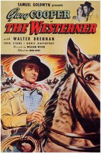 The Westerner - 11 x 17 Movie Poster - Style C