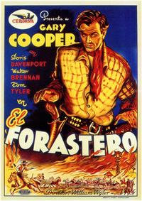 The Westerner - 11 x 17 Movie Poster - Spanish Style A