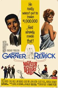 The Wheeler Dealers - 11 x 17 Movie Poster - Style A