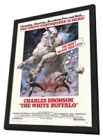 The White Buffalo - 27 x 40 Movie Poster - Style A - in Deluxe Wood Frame
