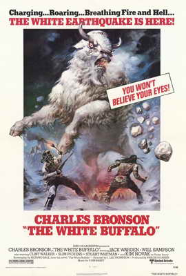 The White Buffalo - 27 x 40 Movie Poster - Style A