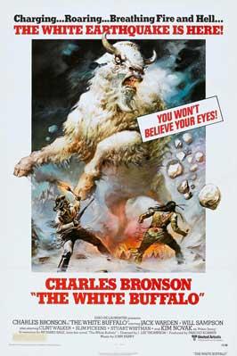 The White Buffalo - 11 x 17 Movie Poster - Style B