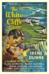 The White Cliffs of Dover - 11 x 17 Movie Poster - Style B