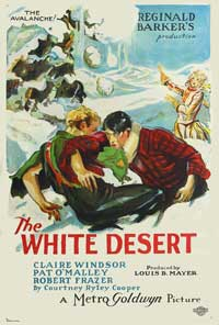 The White Desert - 11 x 17 Movie Poster - Style A