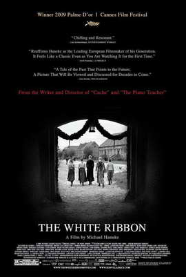 The White Ribbon - 11 x 17 Movie Poster - Style B