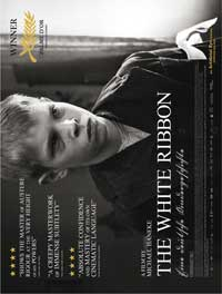 The White Ribbon - 30 x 40 Movie Poster UK - Style A