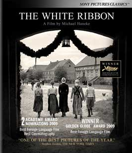 The White Ribbon - 27 x 40 Movie Poster - Style C
