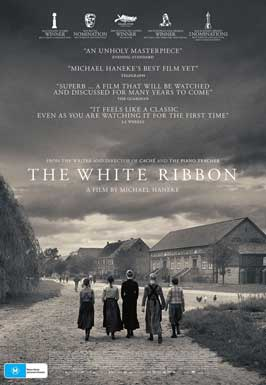 The White Ribbon - 11 x 17 Movie Poster - Style D