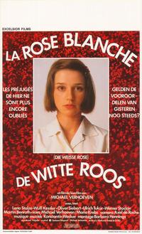 The White Rose - 27 x 40 Movie Poster - Belgian Style A