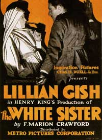 The White Sister - 11 x 17 Movie Poster - Style C