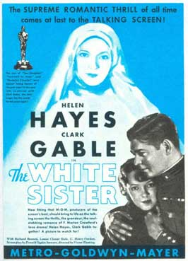 The White Sister - 11 x 17 Movie Poster - Style B