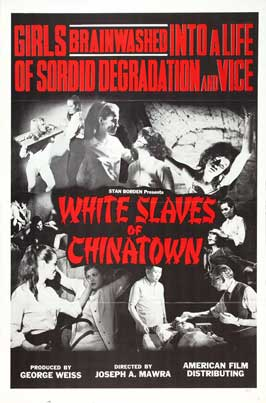 The White Slaves of Chinatown - 27 x 40 Movie Poster - Style B