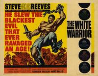 The White Warrior - 11 x 14 Movie Poster - Style A
