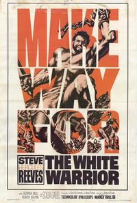 The White Warrior - 11 x 17 Movie Poster - Style A