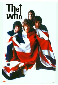 The Who - Music Poster - 22 x 34 - Style A