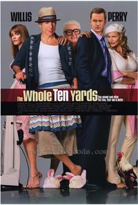 The Whole Ten Yards - 27 x 40 Movie Poster - Style A