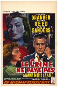 The Whole Truth - 11 x 17 Movie Poster - Belgian Style A