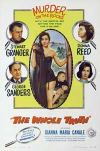 The Whole Truth - 11 x 17 Movie Poster - Style A