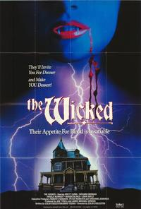 The Wicked - 27 x 40 Movie Poster - Style A