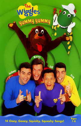 The Wiggles - 11 x 17 Movie Poster - Style B