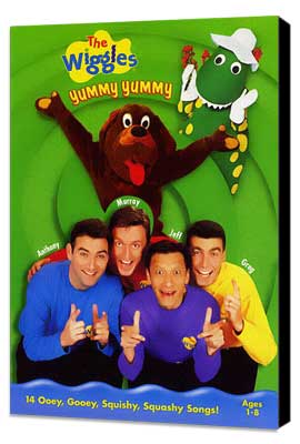 The Wiggles - 27 x 40 Movie Poster - Style B - Museum Wrapped Canvas