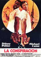 The Wilby Conspiracy - 27 x 40 Movie Poster - Spanish Style A