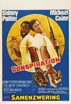 The Wilby Conspiracy - 27 x 40 Movie Poster - Belgian Style A